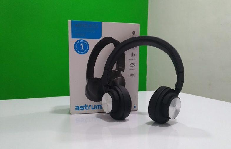 Astrum HT600 On-Ear Wireless Headphones Review!