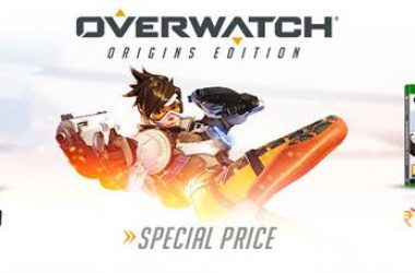 Upto 50% Discount On Overwatch Origins Edition
