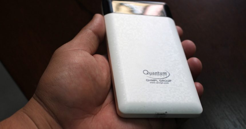 Quantum QHM 10KP 10000 mAh Power Bank Review
