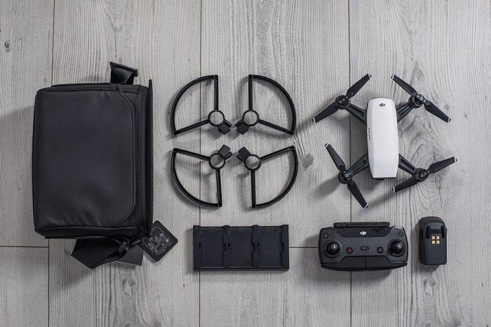 2 Mini drone and parts