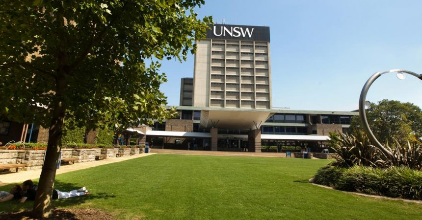 New Avenues Provided By UNSW (Part 2)