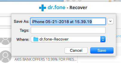 dr fone ios recovery tool 8