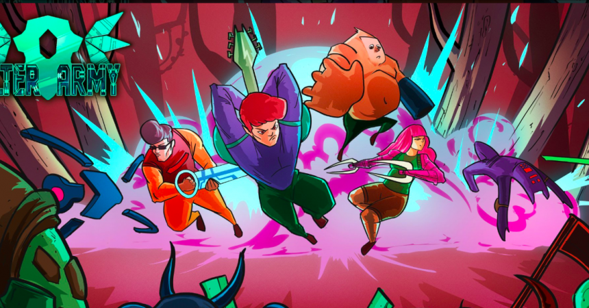 Alter Army Review – Satisfying Fast-Paced Combat in a Cryptic World!