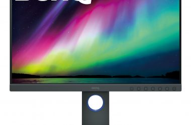 BenQ Introduces SW240 Colour Accurate Monitor Designed for Professional Photographers