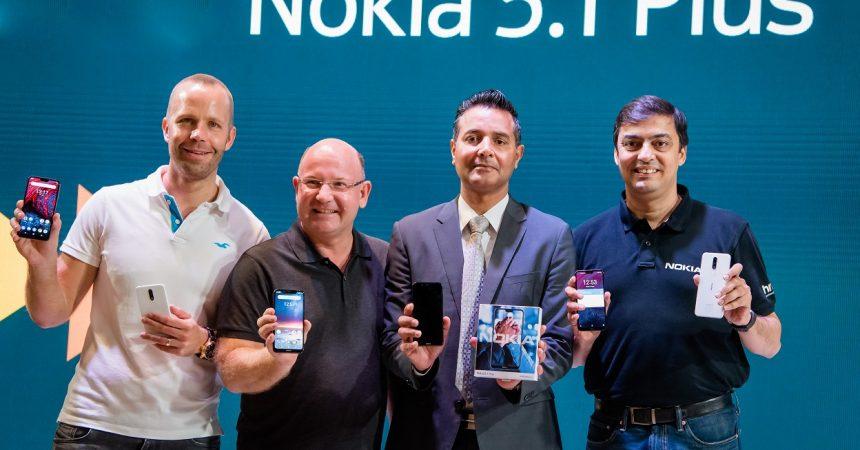 Nokia 6.1 Plus and Nokia 5.1 Plus bring popular all-screen design to India