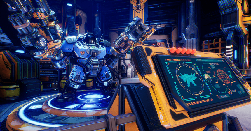 MOTHERGUNSHIP's First Major Update Rolls Out: Adds Co-Op & More!