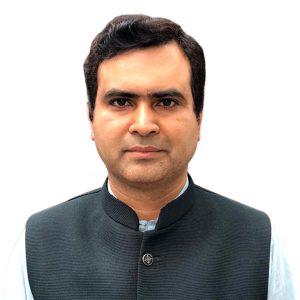 Mr. Ashok Rajpal Managing Director Ambrane