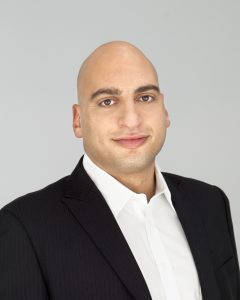 Michel Chalouhi Vice President of Global Sales Genetec