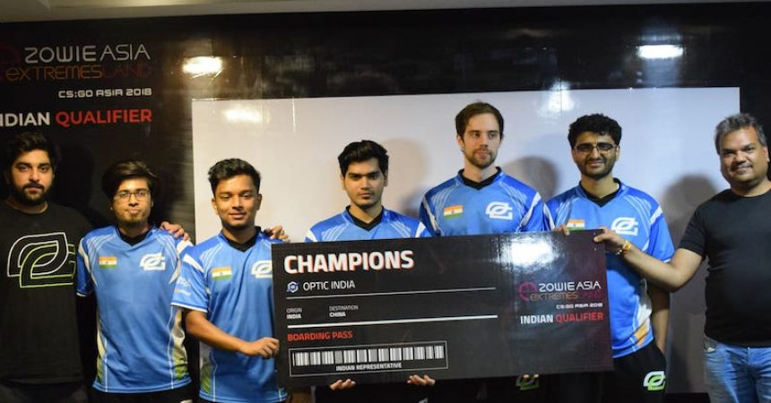 BenQ Showcases The Entire Range of e-Sports Monitors And Gaming Gears at the ZOWIE Asia eXTREMESLAND 2018 – Indian LAN Finals