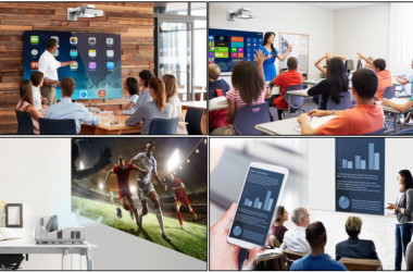 Optoma Introduces The Compact, Ultra Short Throw Projector Range!