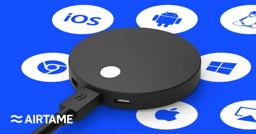 Airtame 2 Wireless HDMI Adapter Launches, Offers Increased Speed & Security Features