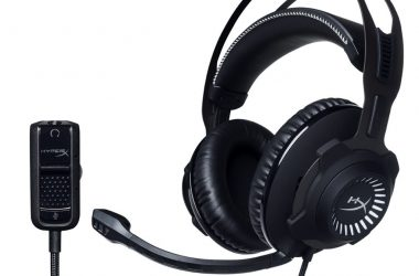 Hyperx Launched Cloud Revolver Gunmetal Headset In India