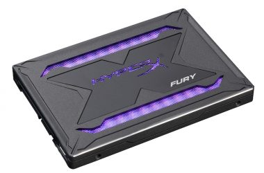 HyperX Launches Fury RGB SSD, Its First RGB SSD In India