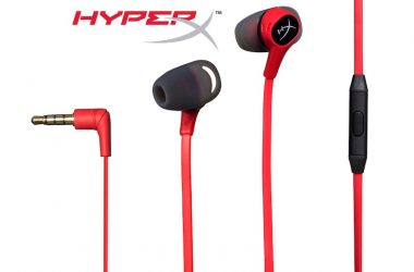 HyperX Launches Cloud Earbuds Gaming Headphones With Microphone In India