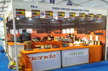 Tenda Showcased Innovative Networking Solutions  at The Cable TV Show 2019