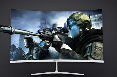 """Dive into the Immersive Experience with Zebronics 80 cms Curved  """"ZEB-AC32FHD LED"""" Monitor"""