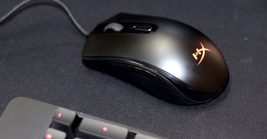 HyperX Pulsefire Core RGB Gaming Mouse Review