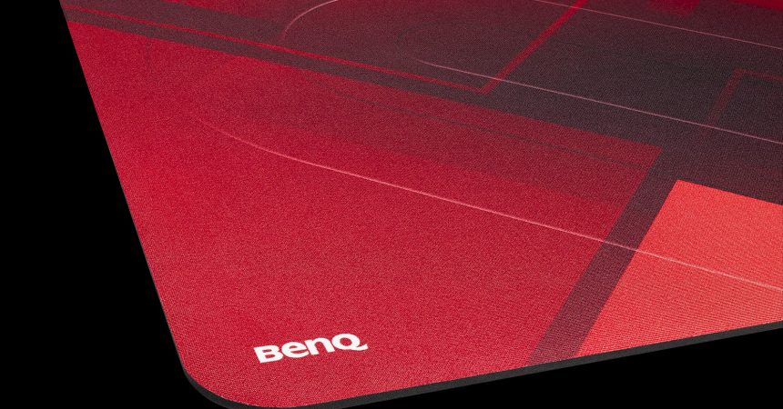 BENQ LaunchesG-SR-SE RedEsports Mousepadsin India to Enhance your Gaming Experience