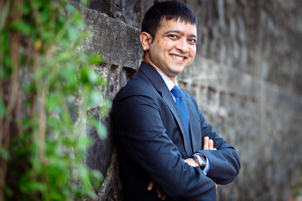 Vishal Parekh, Marketing Director, Kingston Technology India
