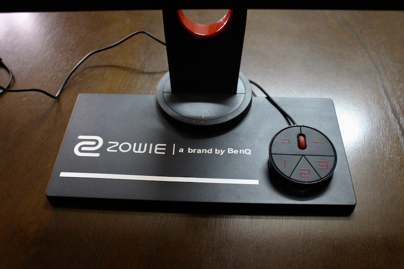 Zowie XL2546 Switch