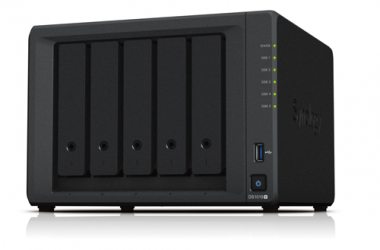 SYNOLOGY LaunchesDiskStation DS1019+, For Small Offices And IT Enthusiasts.