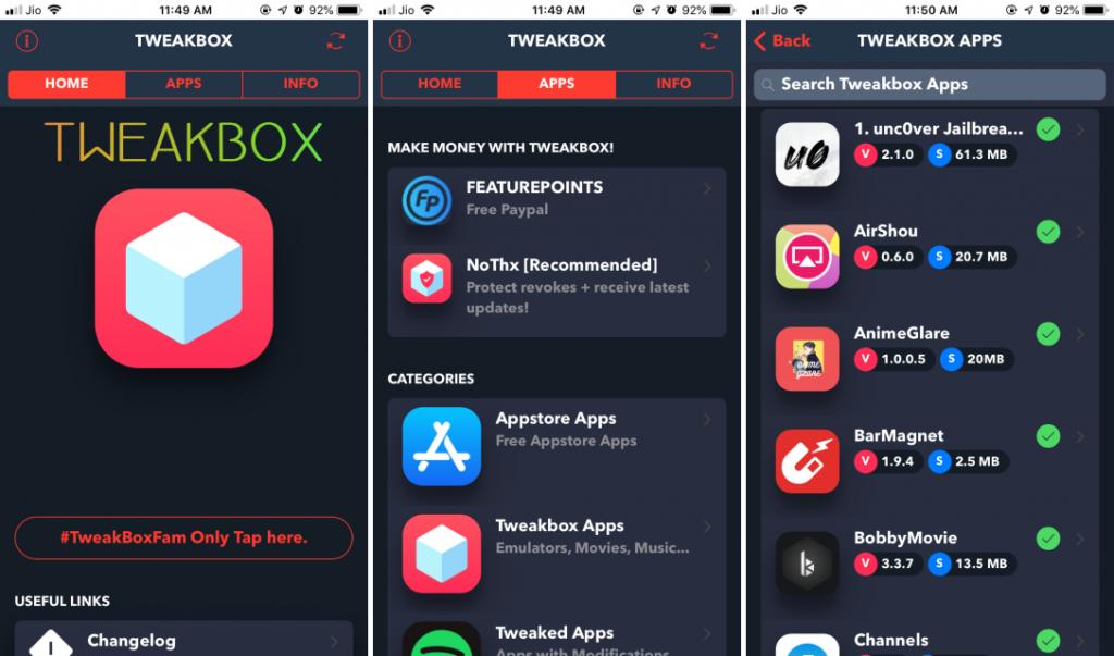 tweakbox apps