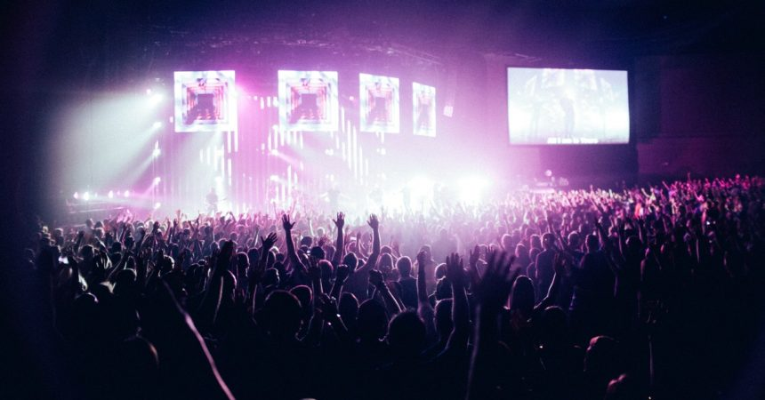 Large LED Screens for Concerts and Festivals: Its Usage and Some Venue Preparation Tips