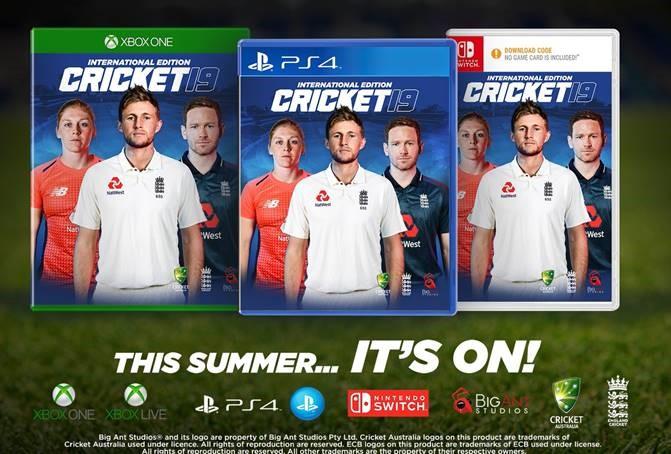 cricket 19 FOB