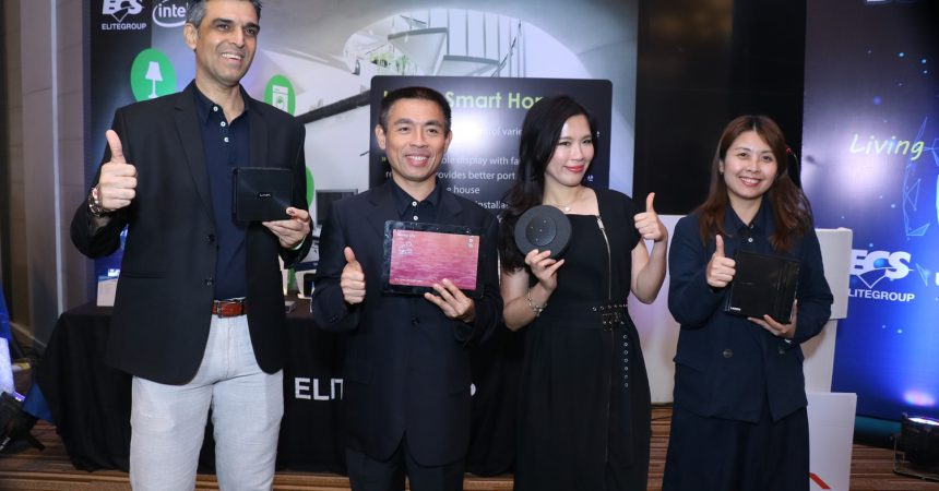 Live Smart with ECS's Latest Range ofAI & AlexaEnabled Products