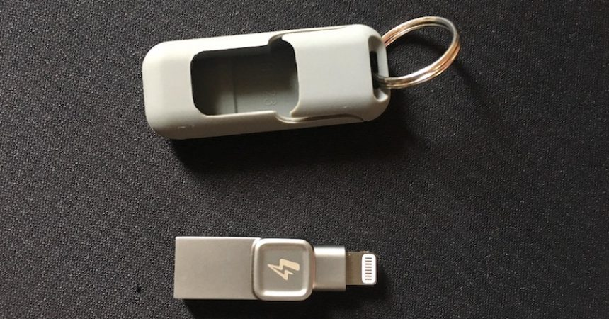 Kingston Bolt Duo Review: Flexible Data Storage & Transfer for iPhone & iPad