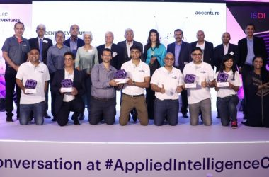 Six Deep Tech Startups Win Accenture Ventures 'Applied Intelligence' Challenge 2019