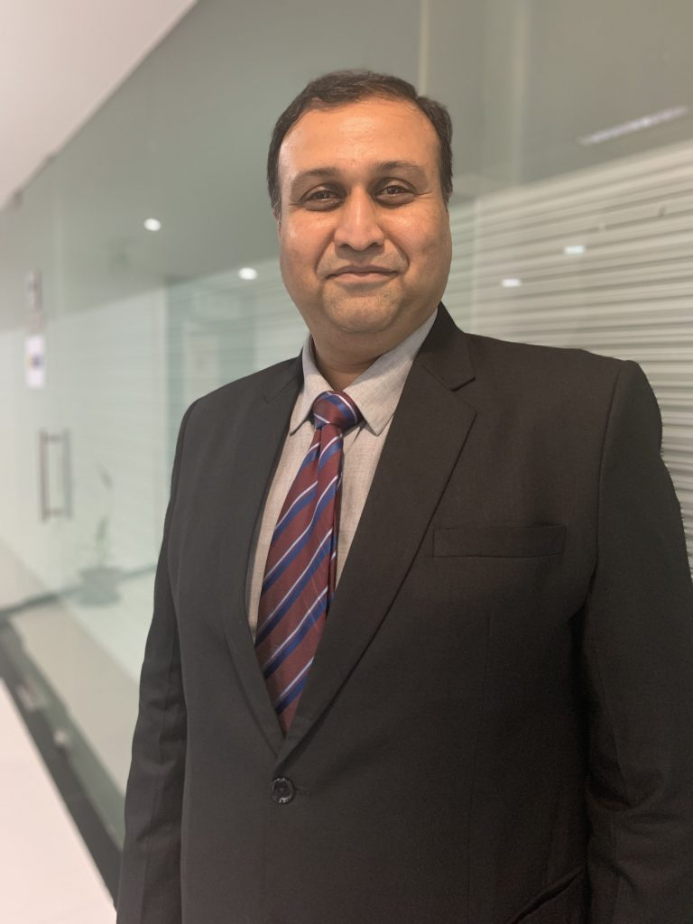Amit Agrawal Head of Sales and Business Development Yotta Infrastructure