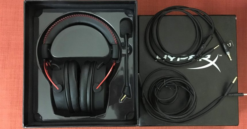HyperX Cloud Alpha Review – Pro Gaming Headset