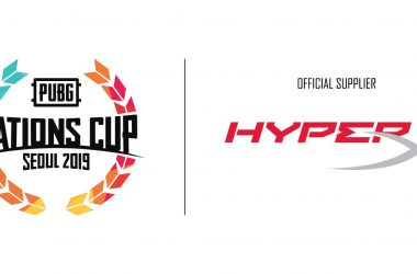 Hyperx Announced As Official Sponsor OfPubg Nations Cup