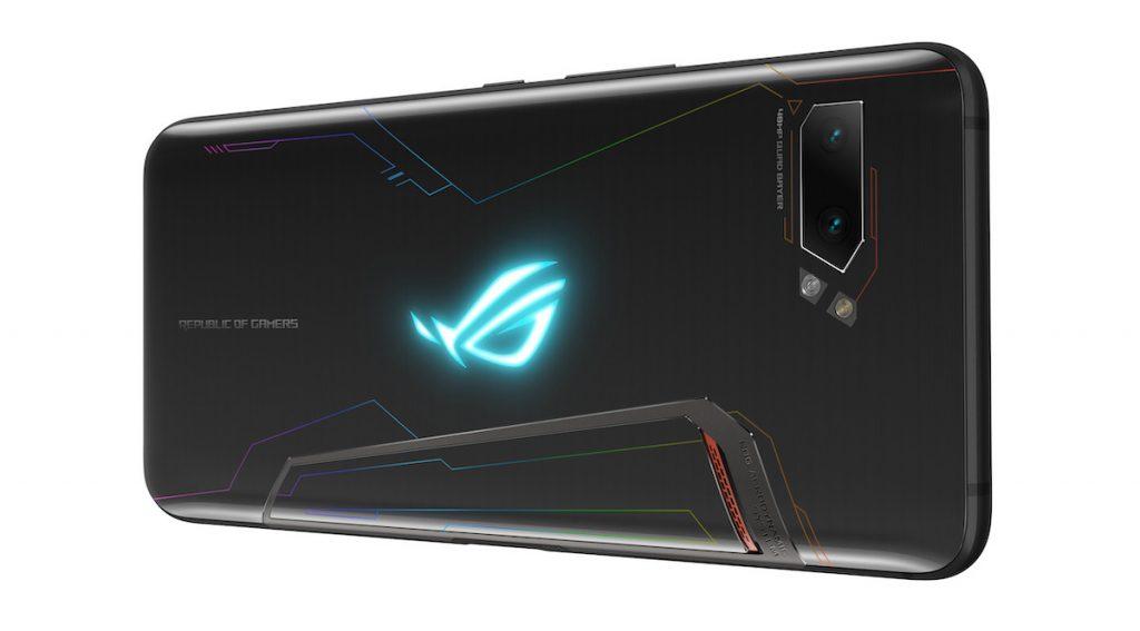 ROG Phone II ZS660KL Back