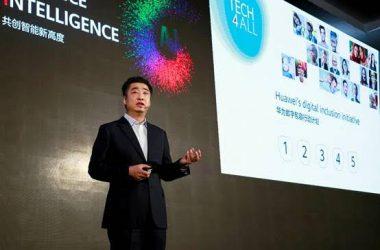 Huawei's Ken Hu: Digital inclusion – Leaving no one behind
