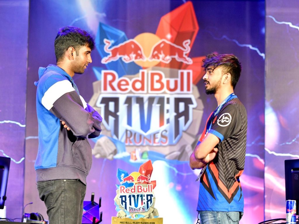 Sahil MiCrO Viradia faces off against Rohan Devoid Prattipati