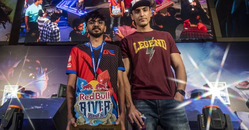 "Interview with Ankit ""V3nom"" Panth – Red Bull Athlete and Pro Gamer"