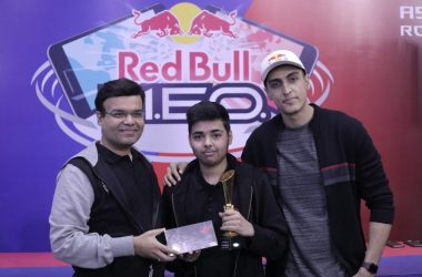 Qusai Attarwala From Pune Triumphed As The Winner Of Red Bull M.E.O by ESL At Dreamhack India 2019 In Delhi