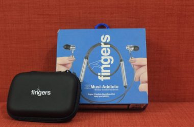 Fingers 2B Musi-Addicto Review: Wireless Neckband Earphones