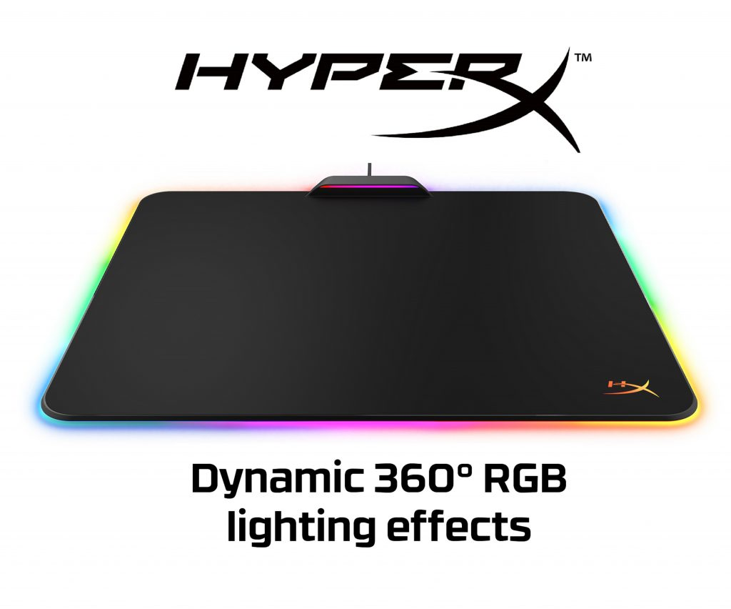 HyperX Fury Ultra Mousepad Launch 2 scaled