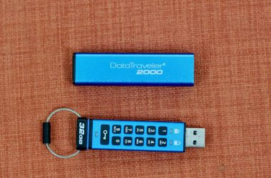 Kingston DataTraveler 2000 Review: Encrypted Keypad USB Drive