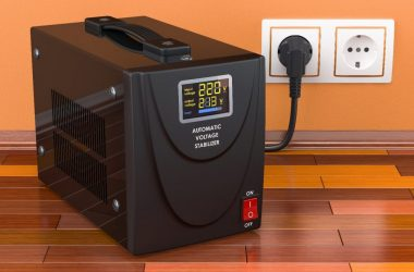 Protect Your Home Appliances with a Voltage Stabilizer
