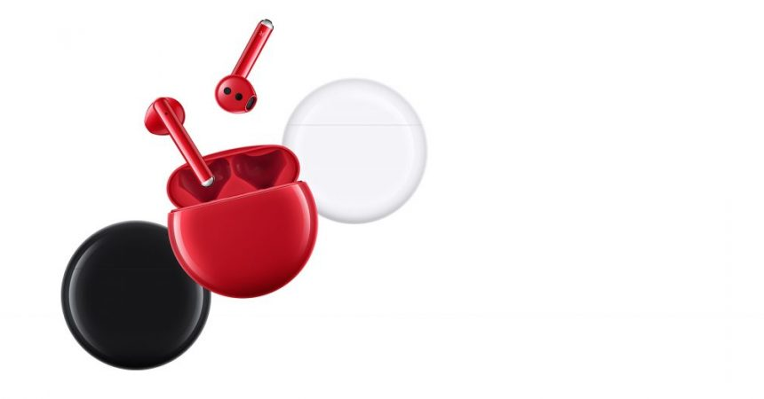 Huawei Freebuds 3 Launched  – World's Only Open Fit Active Noise Cancellation Earbuds