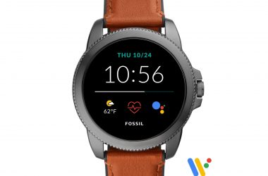 Fossil Launches The Gen 5 Smartwatch in India