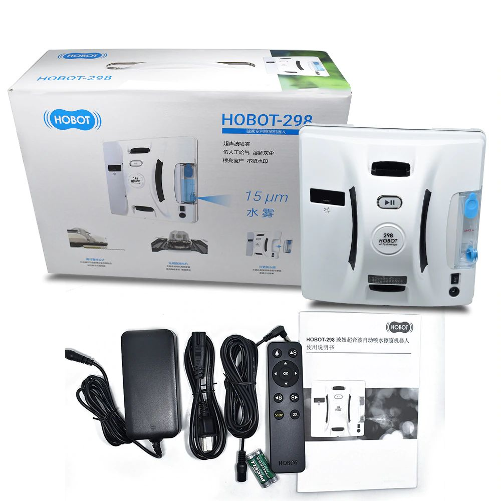 HOBOT2980 window robot 5
