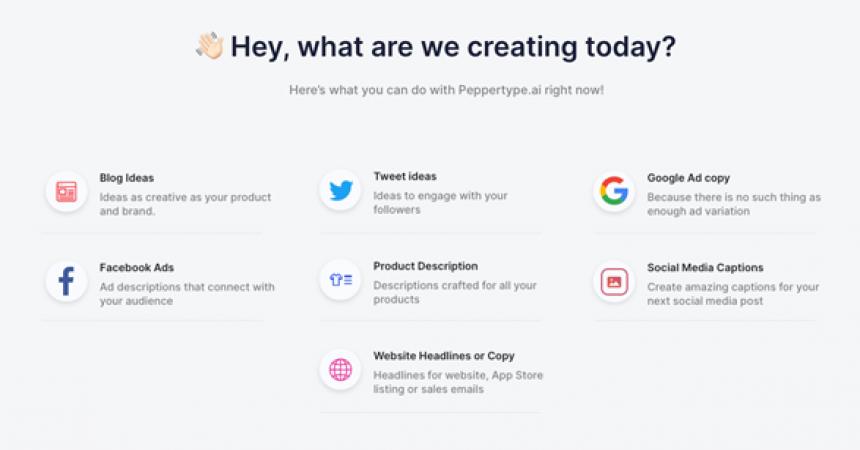 Pepper Content Launches  AI-enabled content platform Peppertype.ai