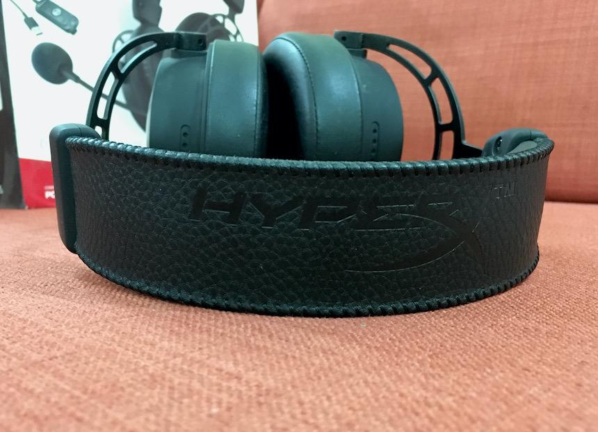 HyperX Cloud Alpha S Headband