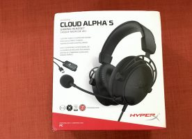 HyperX Cloud Alpha S Gaming Headset Review