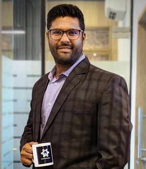 Mr. Varun Mahna Founder CEO Dangal Games
